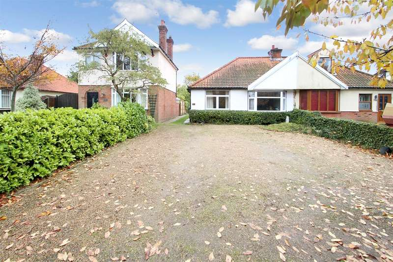 2 Bedrooms Bungalow for sale in Main Road, Kesgrave, Ipswich