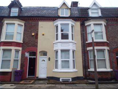 6 Bedrooms Terraced House for sale in Preston Grove, Liverpool, Merseyside, England, L6