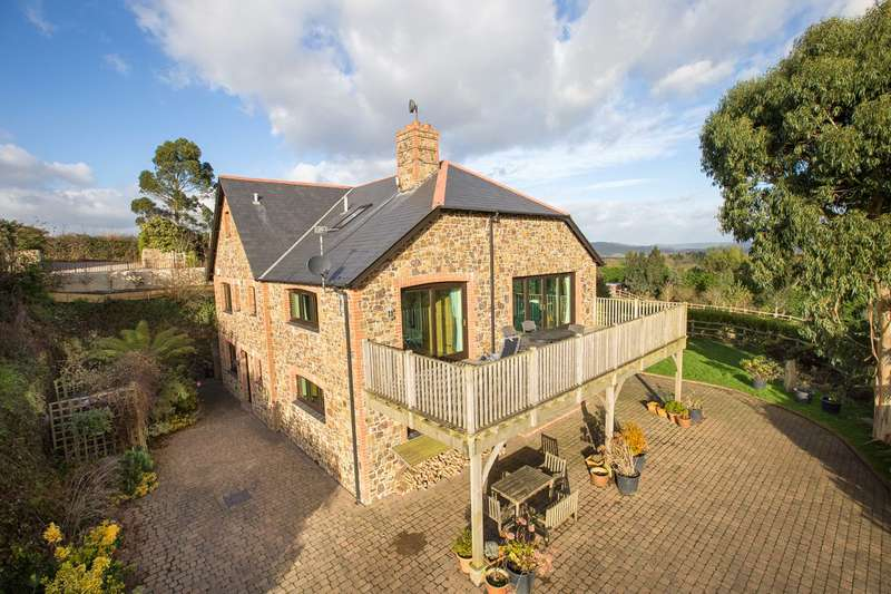 7 Bedrooms Detached House for sale in Ilsington, Bickington, Devon