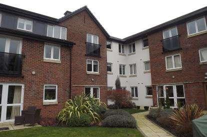 1 Bedroom Retirement Property for sale in Hanna Court, 195-199 Wilmslow Road, Wilmslow, Cheshire