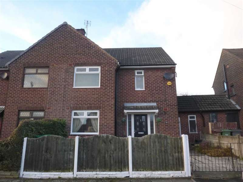 3 Bedrooms Property for sale in Propps Hall Drive, Failsworth, Manchester, M35