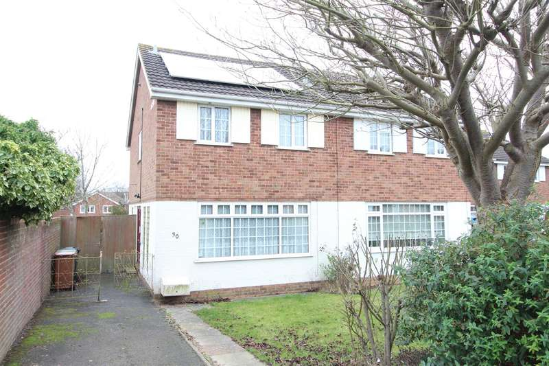 3 Bedrooms Property for sale in Vicarage Farm Road, Wellingborough