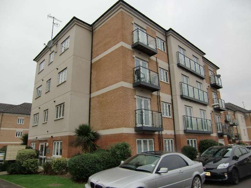 2 Bedrooms Property for sale in Davinci Court, Garston, Herts