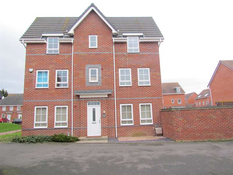 3 Bedrooms Property for sale in Willis Place, Worcester