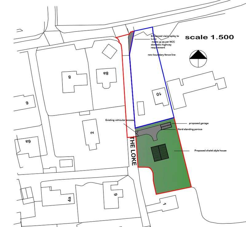 3 Bedrooms Land Commercial for sale in Strumpshaw, NR13