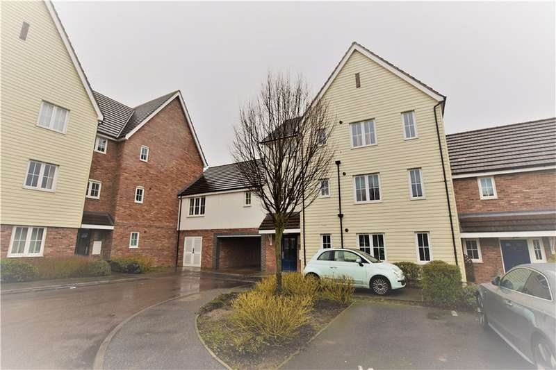 1 Bedroom Flat for sale in Little Canfield