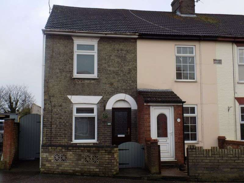 3 Bedrooms Terraced House for sale in Beccles Road, Gorleston, Great Yarmouth