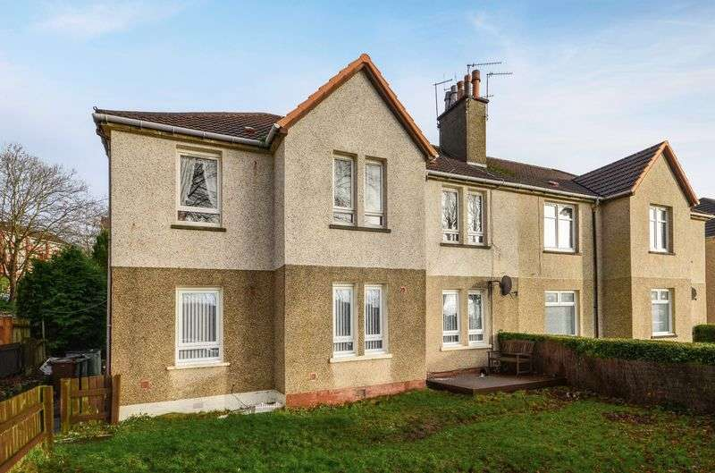 3 Bedrooms Flat for sale in Fisher Avenue, Kilsyth