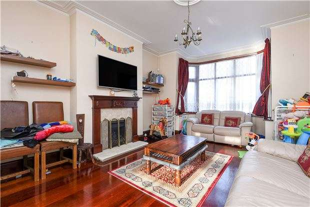 3 Bedrooms Terraced House for sale in Ederline Avenue, LONDON, SW16