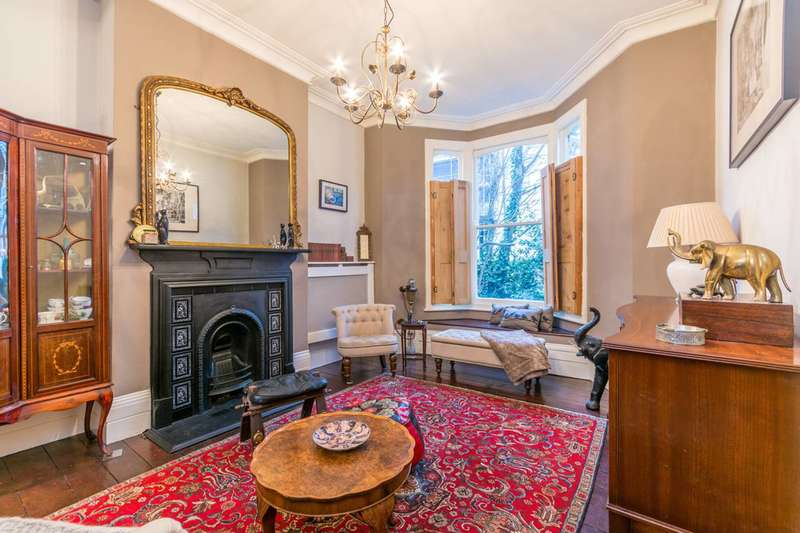 3 Bedrooms House for sale in Albion Road, Stoke Newington, N16