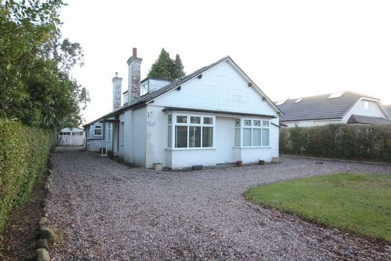 4 Bedrooms Detached Bungalow for sale in Hooton Road, Willaston, Cheshire