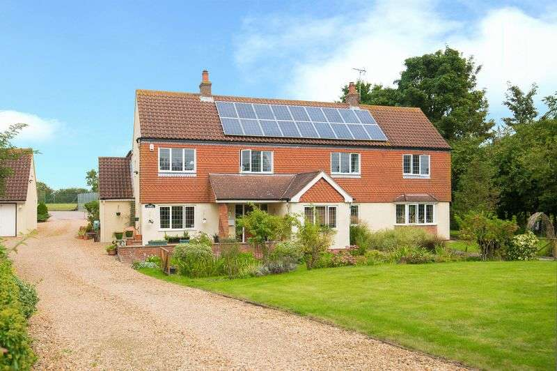 5 Bedrooms Detached House for sale in Detached Home with 2 Acres, Eaton Bray