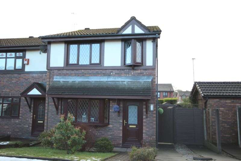 3 Bedrooms House for sale in RYBURN SQUARE, Bamford, Rochdale OL11 5UG