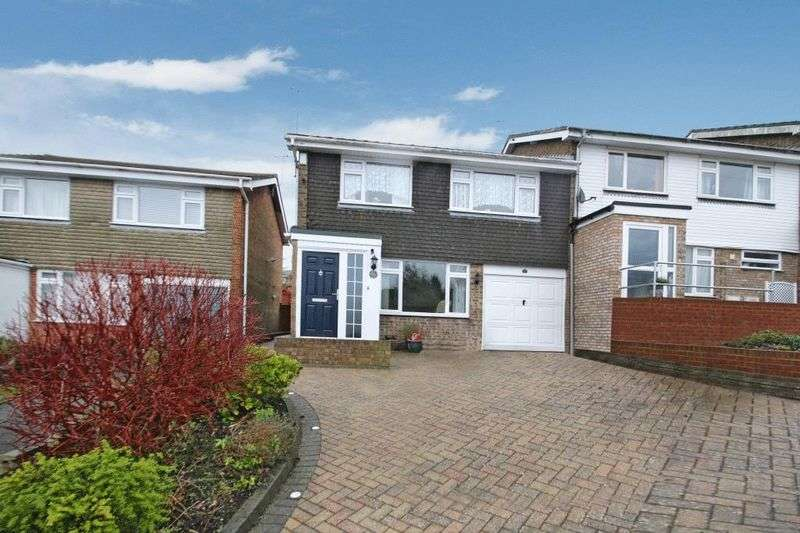 3 Bedrooms House for sale in North Drive, High Wycombe