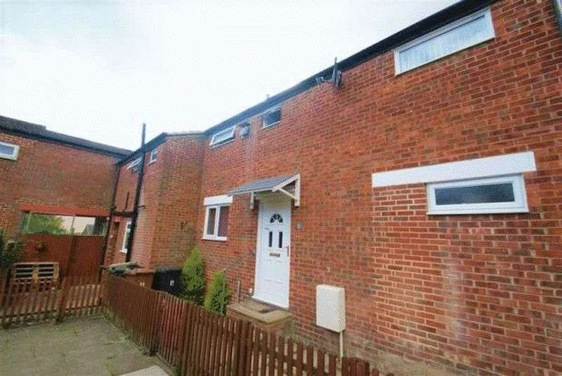 3 Bedrooms Terraced House for sale in Beaulieu Court, Andover