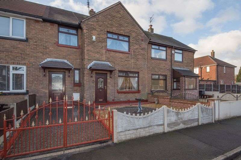 3 Bedrooms Terraced House for sale in Kipling Avenue, Wigan