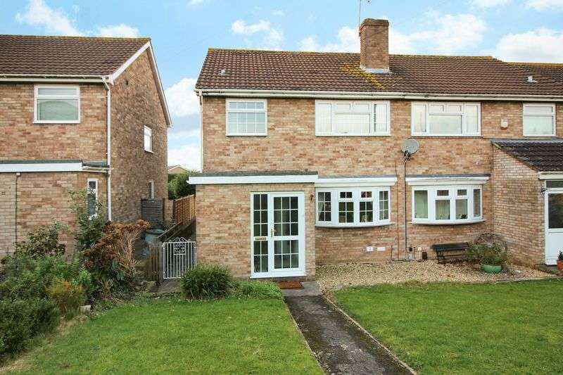 3 Bedrooms Semi Detached House for sale in Fosse Way, Nailsea