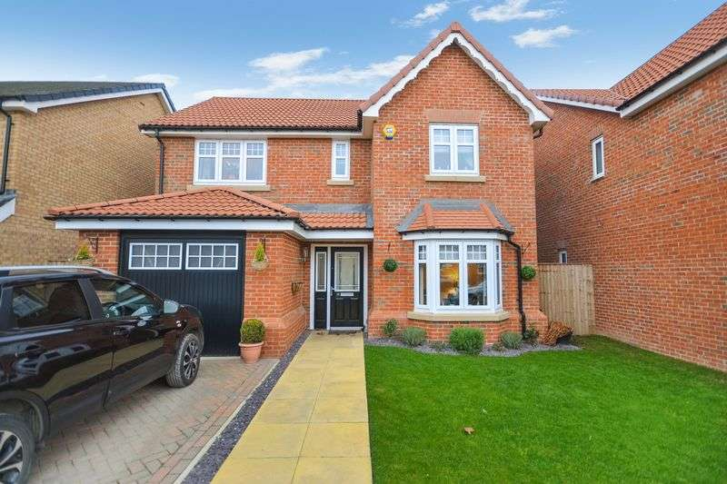 4 Bedrooms Detached House for sale in 15 Millstone Lane, Eggborough, Goole, DN14 0YG