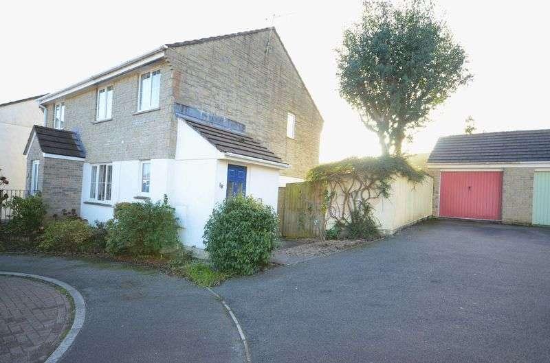 3 Bedrooms Semi Detached House for sale in Mitre Close, Tavistock
