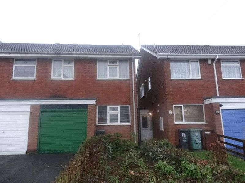 4 Bedrooms Semi Detached House for sale in Cobden Street, Walsall