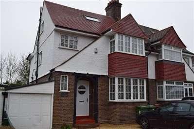 5 Bedrooms Semi Detached House for sale in The Meadow Way, Harrow Weald