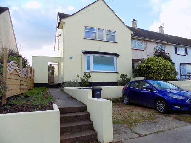 3 Bedrooms End Of Terrace House for sale in Tavy Avenue, Shiphay, Torquay