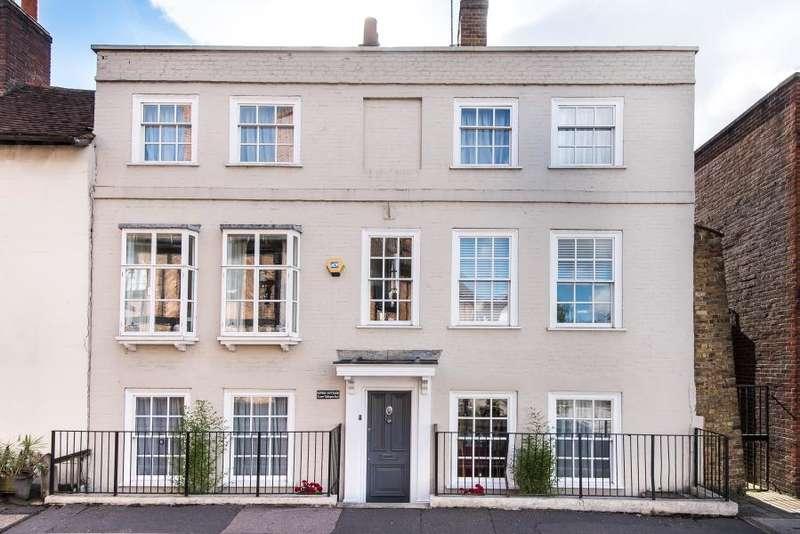 5 Bedrooms Semi Detached House for sale in Lower Teddington Road, Hampton Wick, KT1