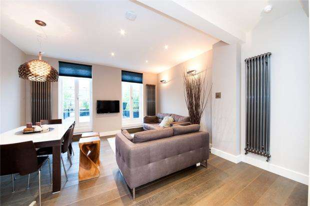 3 Bedrooms Apartment Flat for sale in Liverpool Road, London, N1