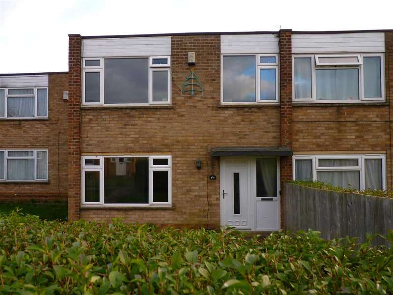 3 Bedrooms Terraced House for sale in Shelley Road, Wellingborough, NN8 3DS