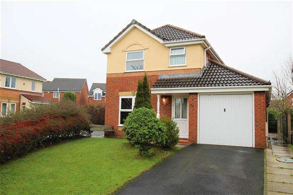 3 Bedrooms Detached House for sale in Devonport Close, Walton-Le-Dale, Preston
