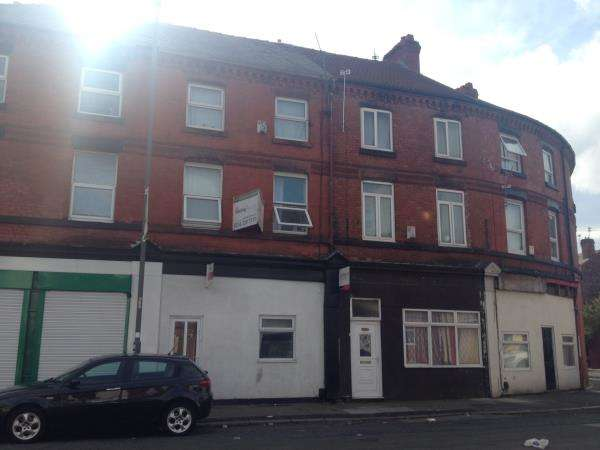 7 Bedrooms Terraced House for sale in 104 LAWRENCE ROAD, LIVERPOOL