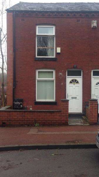 2 Bedrooms Terraced House for sale in 112 STARCLIFFE STREET, BOLTON