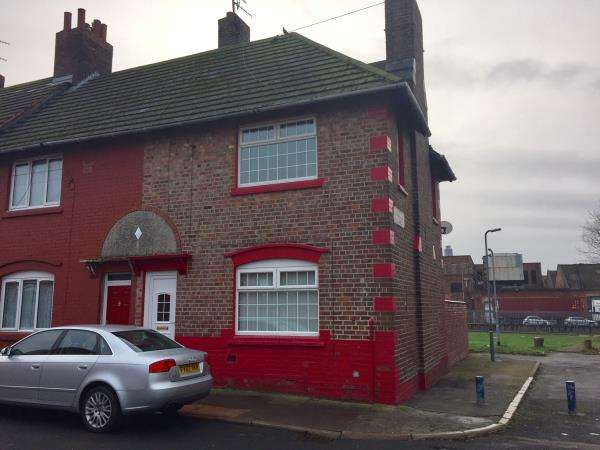 3 Bedrooms End Of Terrace House for sale in 2 SUMMER SEAT, LIVERPOOL