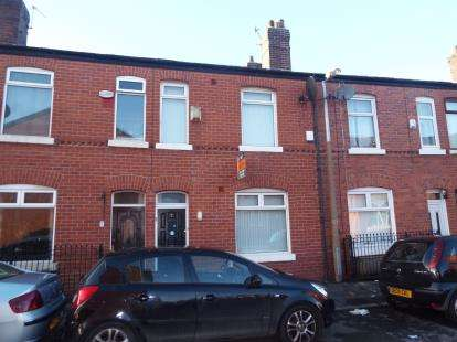 3 Bedrooms Terraced House for sale in Suffolk Street, Salford, Greater Manchester