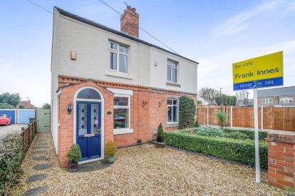 2 Bedrooms Semi Detached House for sale in Stoney Lane, Spondon, Derby, Derbyshire