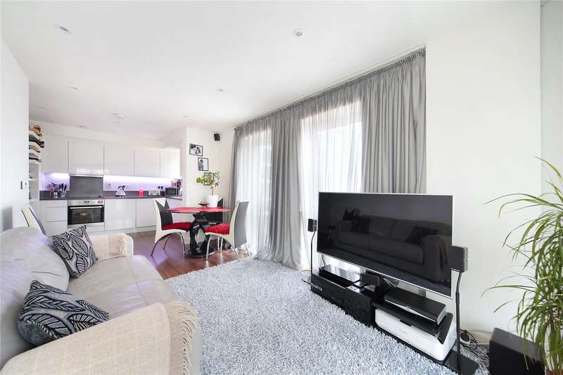 2 Bedrooms Flat for sale in Severn House, Osiers Development, Wandsworth, London, SW18