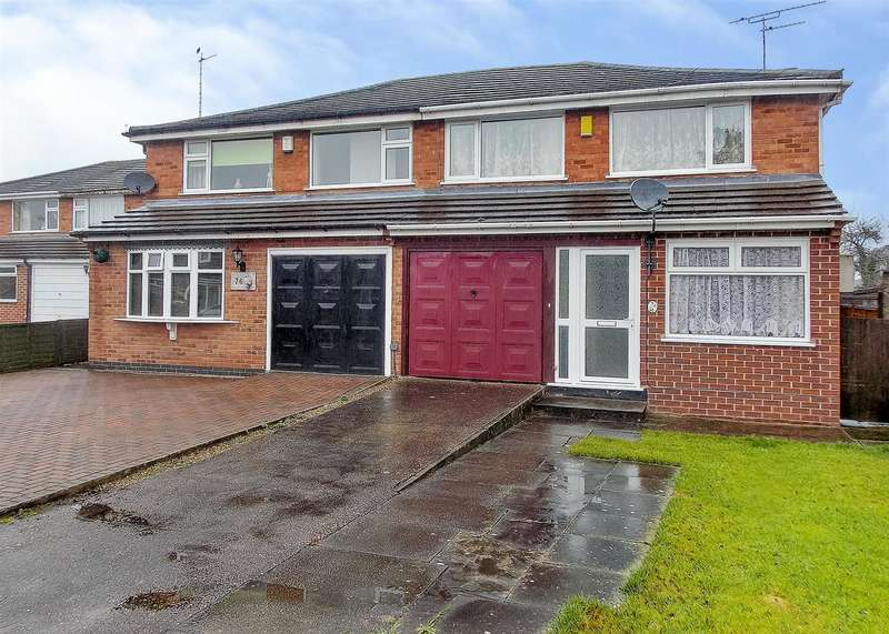 3 Bedrooms Property for sale in Ruskin Avenue, Long Eaton