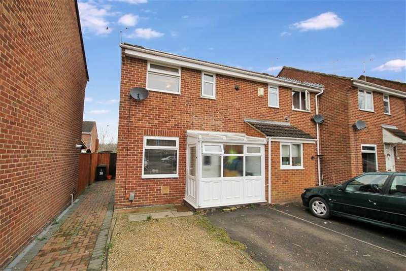2 Bedrooms Property for sale in Hadleigh Close, Westlea, Swindon