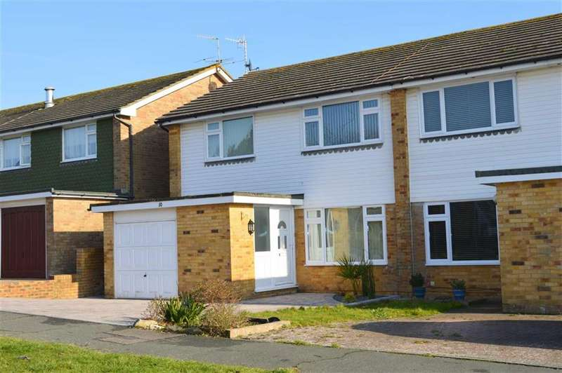 3 Bedrooms Property for sale in Barn Rise, Seaford, East Sussex