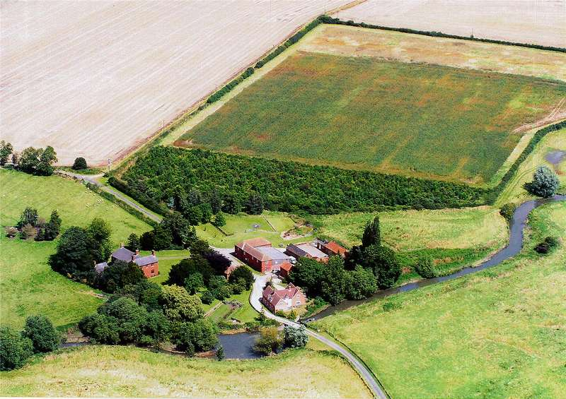 Plot Commercial for sale in Hougham Mill Lane, Marston, Grantham, NG32