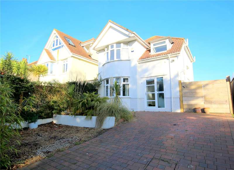 3 Bedrooms Detached House for sale in Arley Road, Whitecliff, Poole, Dorset, BH14