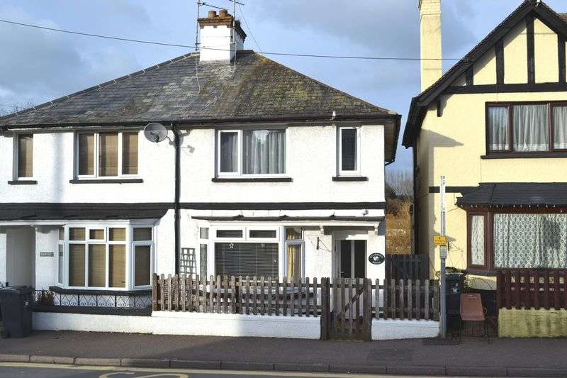 2 Bedrooms Semi Detached House for sale in High Street, Newton Poppleford