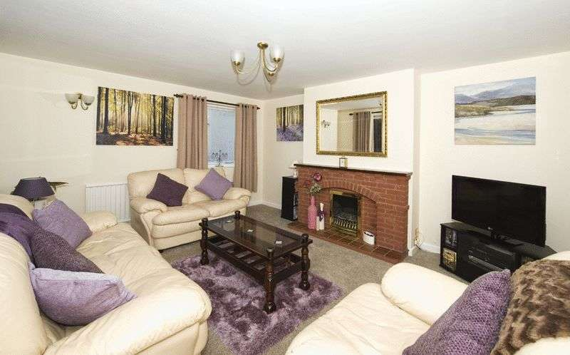 4 Bedrooms Detached House for sale in Brook Street, Wall Heath