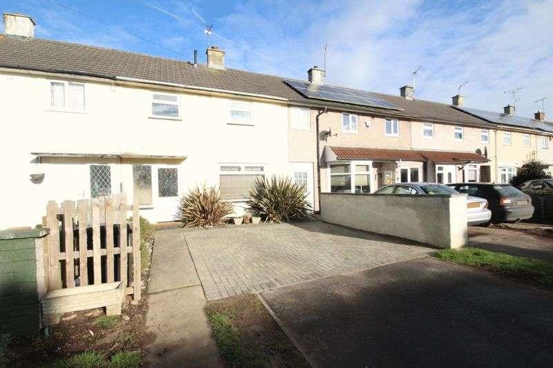 2 Bedrooms Terraced House for sale in Swanmoor Crescent, BRISTOL