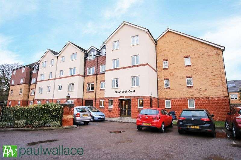 1 Bedroom Retirement Property for sale in Friends Avenue, Cheshunt