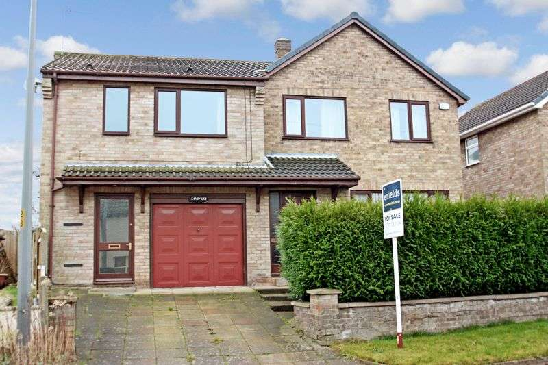 5 Bedrooms Detached House for sale in Main Street, Beal