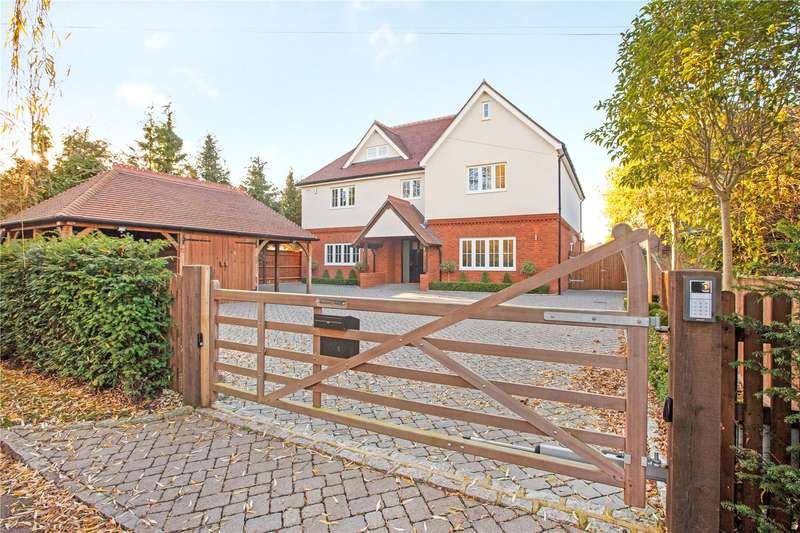 5 Bedrooms Detached House for sale in Berries Road, Cookham, Maidenhead, Berkshire, SL6