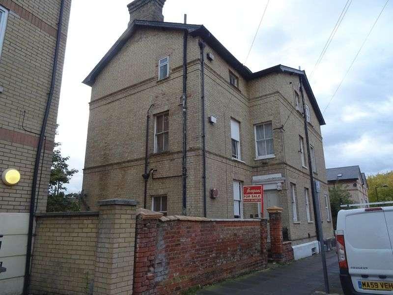 1 Bedroom Flat for sale in Clarkson Street, Ipswich