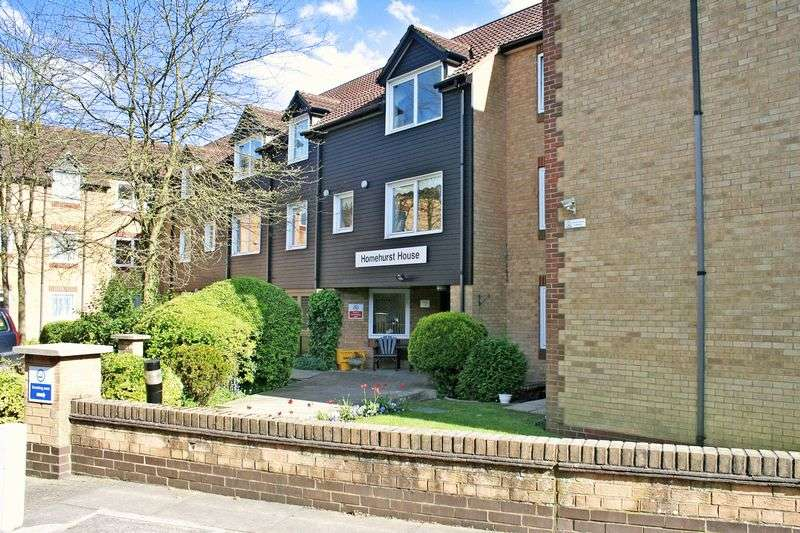 1 Bedroom Retirement Property for sale in Homehurst House, Brentwood, CM15 9BU