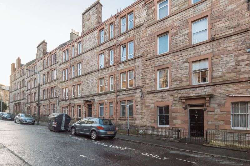 1 Bedroom Flat for sale in 7/6 Ritchie Place, Polwarth, Edinburgh, EH11 1DT